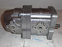 Насос шестерёнчатый (тандем)  GP 25K-10K-L2.52AА4AA (описание НШ 25Д-10Д-ЗЛ)