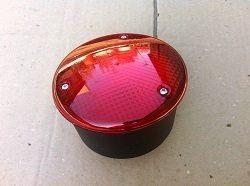 Фонарь  РАУС 5.3716010  (задний противотуманный) (АМАЗ) РАУС 5.3716010 (красный)